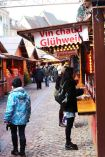 France, Allemagne? C'est à Mulhouse qu'on a croisé cet énième stand de vin chaud.
