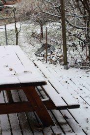 Petite neige matinale... (Bartenheim)