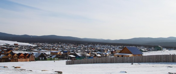 Le village de Khoujir