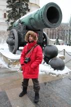 Manu et le Tsar des canons