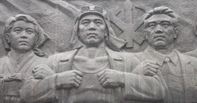 detail monument parti
