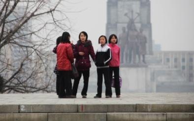 jeunes filles de pyongyang
