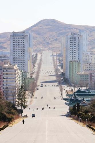 kaesong rue principale