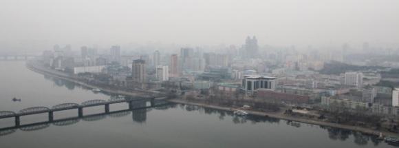 pyongyang dans la brume 2