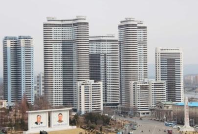 pyongyang nouveau quartier