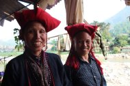 Femmes de l'ethnie Dao