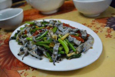 salade de vers