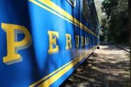 Perurail, l'une des sociétés qui gèrent les transports ferroviaires...