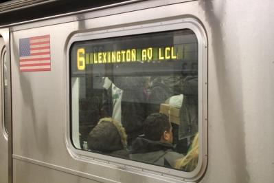 Petit détail de métro